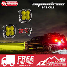 BAJA DESIGNS Squadron Pro Pair | Amber Driving/Combo | LED Light Bar