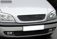 Black front grill debadged GSI badgeless mesh Without Emblem no logo abs plastic