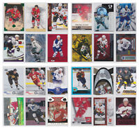 Rare Insert Parallel RC Rookie Low Numbered Cards - Pick From List - NHL Hockey