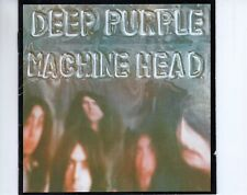 CD DEEP PURPLE	machine head	UK 1986  EX+ (A4697)