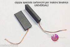 Lavatrice Spazzola Carbonio INSERTI x 2 accoppiamenti ZOPPAS l94mf7