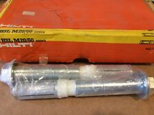 NEW PACK OF 2, HILTI/ HSL-3 M20/60, Heavy Duty Expansion Anchor BEST PRICE