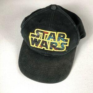 Star Wars Snapback Hat VTG 1997 Youth Cap Kids Boys Girls Movie One Size 90s