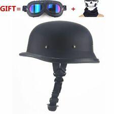 Segunda Guerra Mundial German Casco De Moto inspiración de HEAD Protector para Ciclismo Conducción