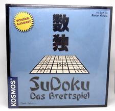 SuDoko das Brettspiel Sonder Ausgabe Kosmos NEU etwas für Sammler Spiel