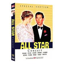 All Star Concert - Tina Turner/Elton John/Eric Clapton (DVD *New *Sealed *All )