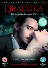 DRACULA NBC TV Horror Drama Series Complete Season 1 DVD + Special Features New