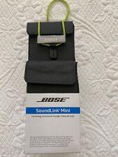 BOSE SoundLink Mini Bluetooth Speaker Travel Bag in Gray