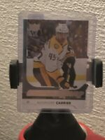 17/18 UD SERIES 2 ALEXANDRE CARRIER YOUNG GUNS RC SP ROOKIE #485 FREE SHIPPING
