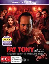 Fat Tony & Co (Blu-ray, 2014, 2-Disc Set)