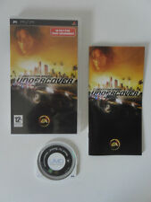 NEED FOR SPEED UNDERCOVER - SONY PSP - JEU PSP COMPLET