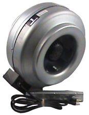 """Tjernlund 8"""" Inline Duct Fan Booster Hydroponic Blower Exhaust (M-8) 720 CFM Fan"""