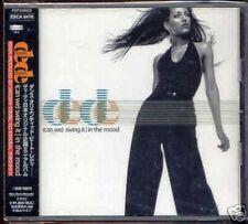 DE DE SWING IT & IN THE MOOD REMIX 5trks JAPAN CD w/obi new jack swing