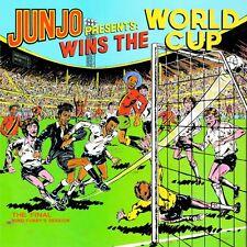 HENRY 'JUNJO' LAWES - JUNO PRESENTS: WIN THE WORLD CUP - NEW CD ALBUM