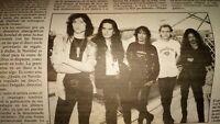 Heroes Del Silencio. Artículo De Prensa Del 95