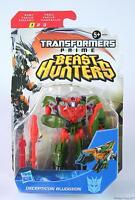 """Transformers Prime Beast Hunters Commander BLUDGEON 4"""" Decepticon figure - NEW!"""