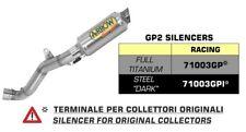 SILENCIEUX ARROW GP2 TITANE HONDA CBR 1000 RR 2012/13 - 71003GP
