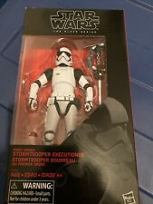 Star Wars The Black Series First Order Stormtrooper Executioner 6?