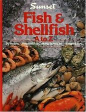 Fish and Shellfish A to Z-ExLibrary