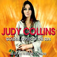 Judy Collins - Golden Apples Of The Sun - CD - BRAND NEW SEALED 24 hits