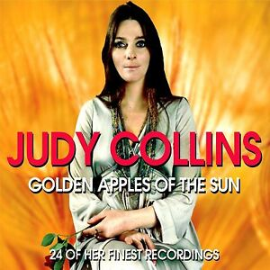 Judy Collins - Golden Apples Of The Sun - CD - BRAND NEW SEALED greatest best of