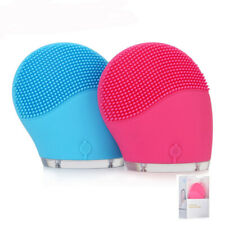 Electric Cleanser Mini Electric Facial Cleaning Massage Brush Washing Machine