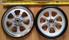Brand New and Never Used 2 Large Wheels for LandRoller Terra 9 Skates MSRP $32
