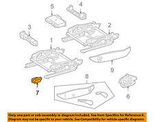 Mercedes MERCEDES-BENZ OEM SLK350 Seat Track-Track End Cover Left 16891915209051