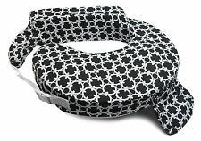 My Brest Friend- Black Marina- Feeding and nursing pillow GENUINE.:.