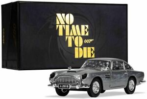 1:36 James Bond -- No Time to Die -- Aston Martin DB5 -- Corgi