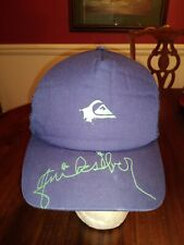 Quicksilver Ball Cap in Navy Blue Unsized Adult All NEW