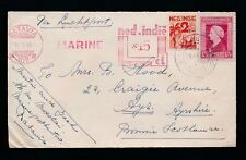 Dutch East Indies Covers Stamps