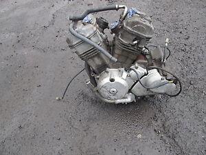 HONDA DEAUVILLE 650 ENGINE YEAR 2000