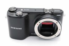 Samsung NX NX2000 20.3MP Digital Camera - Black (Body Only)