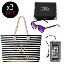 TWIG SUMMER PACK borsa mare + occhiali da sole + porta cellulare waterproof