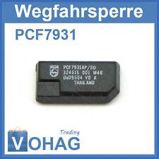 PCF7931 Transponder ID33 Wegfahrsperre Auto ID 33 Neu Schlüssel PCF 7931