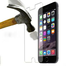 Tempered Glass Screen Protector For iPhones Genuine Full Cover Guard UK