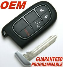 OEM 13 2014 2015 2016 2017 2018 RAM 1500 2500 REMOTE START KEY FOB 56046956