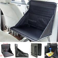 Car Seat Mount Fold Table Holder Tray Notebook Desk Food Cup Holder Handy Superb