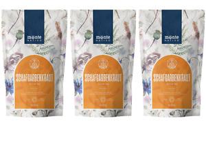 Schafgarbenkraut 3x300 g von MonteNativo; Schafgarbentee, Schafgarbenkrauttee