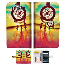 Dream Catcher Wallet Case Cover For Nokia 6 2018 -- A008
