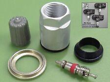 Mazda VALVE STEM TIRE PRESSURE SENSOR REBUILD SERVICE KIT TPMS nut core MA-1050