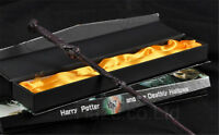 Harry Potter Hogwarts Harry's Magical Wand in Box Cosplay Juguetes Toys