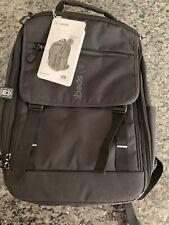 "Speck RUCKER DLX Backpack 15"" Tablet & Computer Water bottle Pockets NEW"