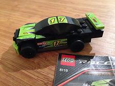 Lego Racers Tiny Turbos Set 8119 Thunder Racer (2009).