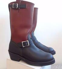 Women's Custom Wesco 8 inch Boss Boots - Size 10 C