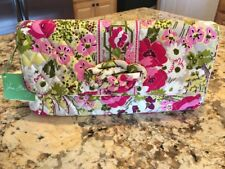 New Vera Bradley Knot Just A Clutch Make Me Blush Purse Handbag NWT