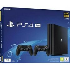 PS4 Gamma  PRO 1TB + 2 Controller Dualshock V2 SONY CONSOLE