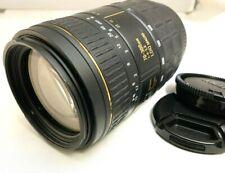 Quantaray AF 70-300mm f4-5.6 LDO Macro Lens For Minolta/Sony A mount α37 α57 α58