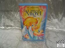 Littlest Angel VHS Large Case Animated